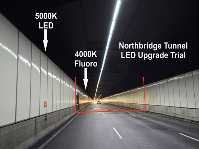 Northbridge-tunnel