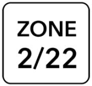 zone 2 22