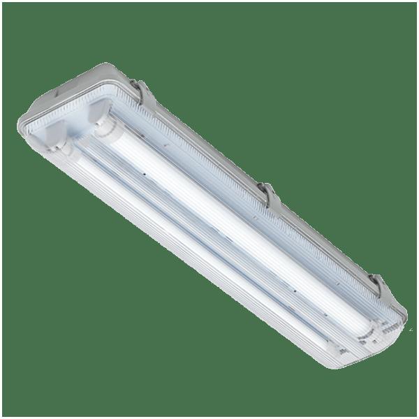 600mm 20W Polycarbonate_4000K_Batten