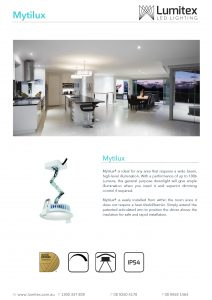 Mytilux Datasheet – Lumitex_Page_1