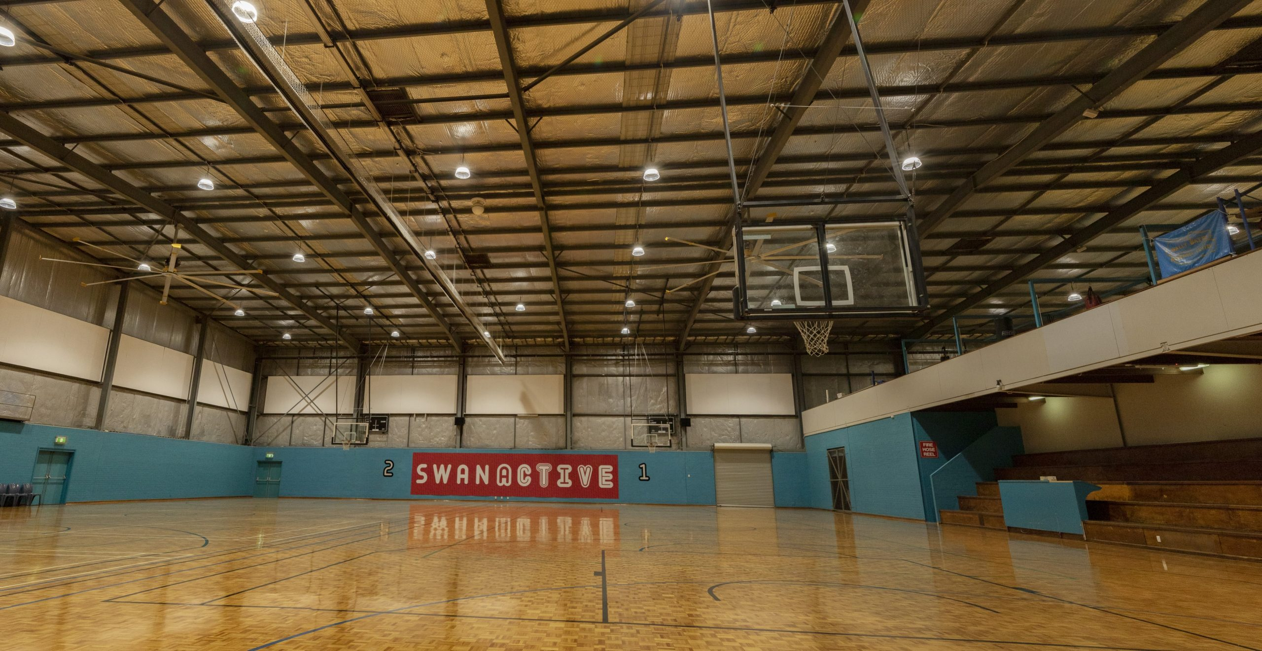 Swan Active Wide 1
