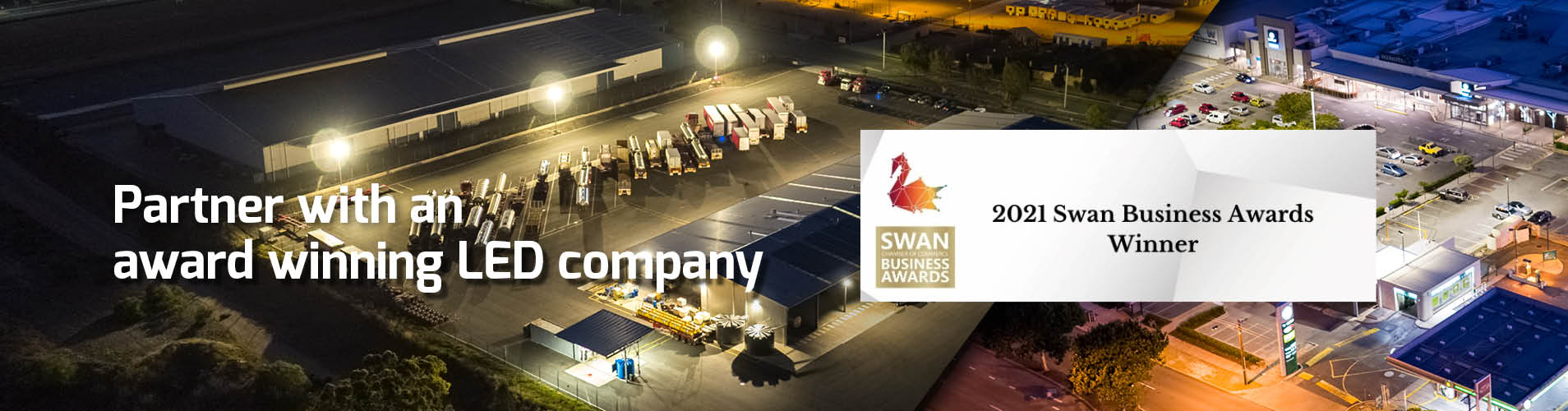 2021 Swan Business Awards Winner