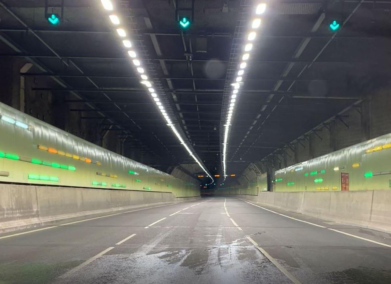 Eastlink Tunnel After Upgrade
