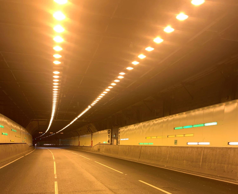 Eastlink Tunnel Before Upgrade